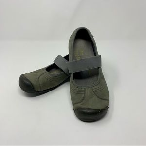 Keen Sienna Mary Jane Leather Shoes